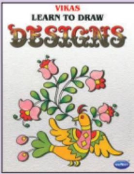 Picture of Vikas Learn To Draw - DESIGNS Book