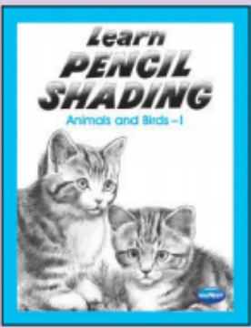 Picture of Vikas Learn Pencil Shading Animals and Birds Book 1