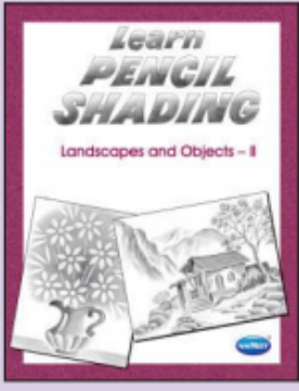 Picture of Vikas Learn Pencil Shading Lanscapes and Objects Book II