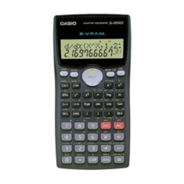 Picture of CASIO SCIENTIFIC CALCULATOR fx-100MS