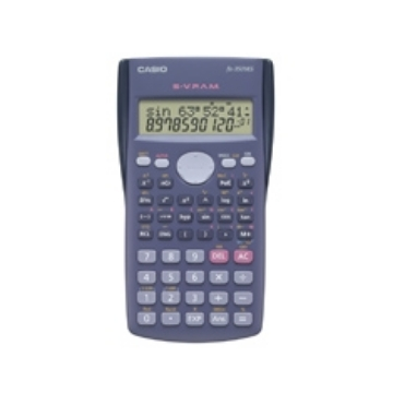Picture of CASIO SCIENTIFIC CALCULATOR fx-350MS