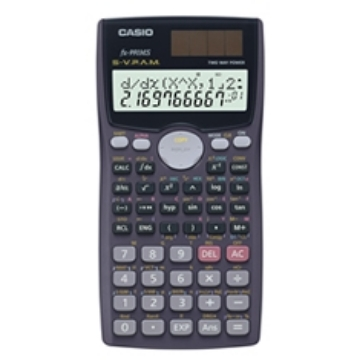 Picture of CASIO SCIENTIFIC CALCULATOR fx-991MS