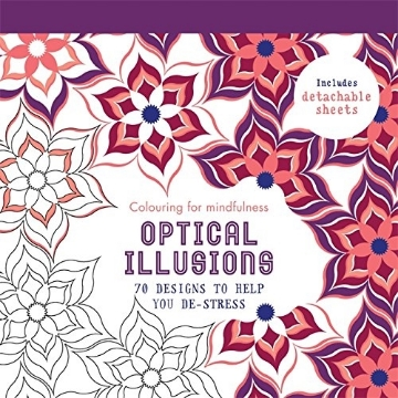 Picture of Optical Illusions: 70 designs to help you de-stress