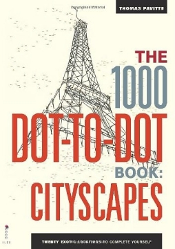 Picture of The 1000 Dot-to-Dot Book: Cityscapes
