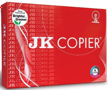 Picture of JK Copier Papers FS 75Gsm 500 Sheets