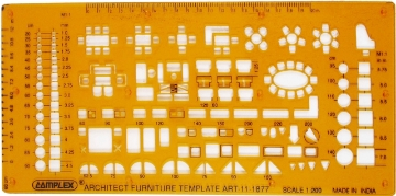 Picture of Complex Architect Furniture Template 1877
