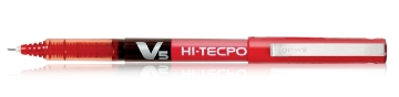 Picture of Pilot Hi-Tecpoint V5 0.5mm Red