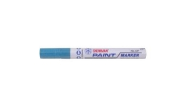 Picture of Snowman Oil Marker 4.5 mm Colours - Sky Blue