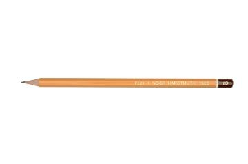 Picture of Kohinoor Yellow Graphite Pencil 1500/2B