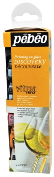 Picture of Pebeo Vitrea 160 Discovery Collection Set 6x20ml