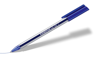 Picture of Staedtler Ball Point Pen 432 (Blue)