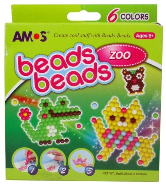 Picture of Amos Beads Beads Set - ZOO