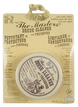Picture of THE MASTER BRUSH CLEANER 2.5oz