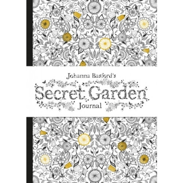 Hindustan Trading Company Secret Garden Journal By Johanna Basford Adorable Garden Design Journal Pict