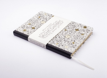 Picture of Secret Garden: Journal By Johanna Basford