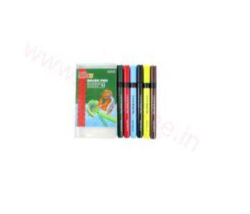 Picture of Camlin Brush Pen Set Of 6
