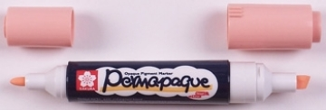 Picture of Sakura Permapaque Opaque Pigment Marker Pale Orange(7)
