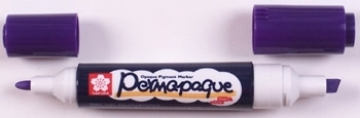 Picture of Sakura Permapaque Opaque Pigment Marker Purple(24)
