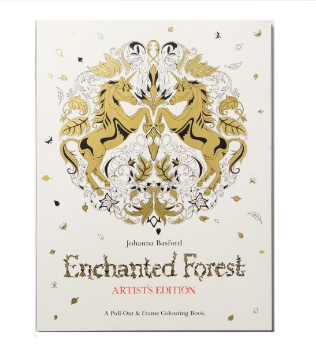 Picture of Enchanted Forest - Artist's Edition by Johanna Basford
