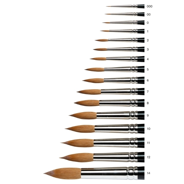 Picture for category Winsor & Newton Series-7 Kolinsky Sable Brush