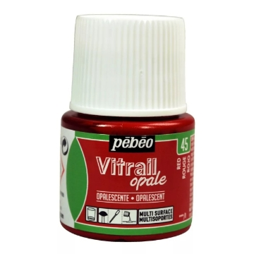Picture of Pebeo Vitrail Opale Colour 45ML RED (45)