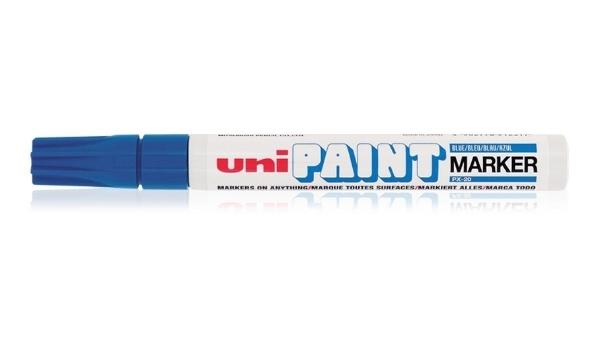 Picture of Uni Paint Marker 2.2mm-2.8mm - Blue