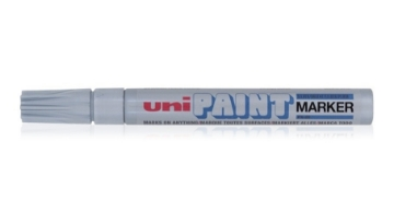 Picture of Uni Paint Marker 2.2mm-2.8mm - Silver