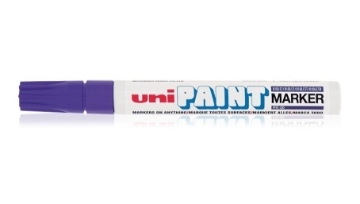 Picture of Uni Paint Marker 2.2mm-2.8mm - Violet