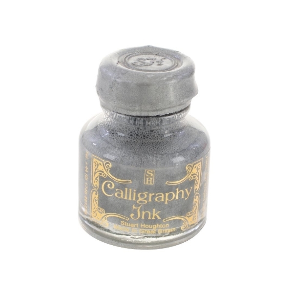 Picture of Manuscript Calligraphy Ink 30ml Silver