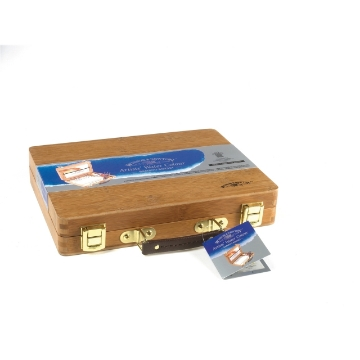 Picture of WN Professional Watercolour Tubes Bamboo Box Set