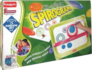 Picture of Funskool Spirograph Classic Kit