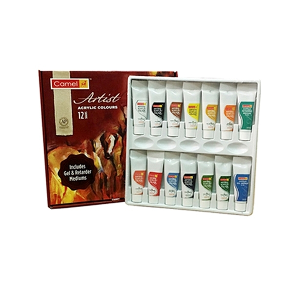 Picture for category Acrylic Colour Sets