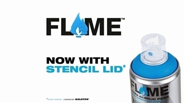 Picture for manufacturer FLAME Acrylic Spray Paint