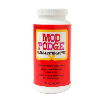 Picture of Mod Podge Gloss Finish 16oz / 473ml
