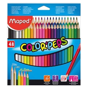 Picture of Maped Color'Peps Pencil Set of 48 Colours