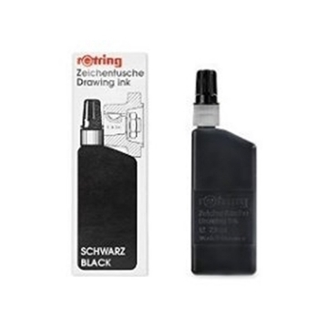 Picture of Rotring Drawing Ink Black - 23ml