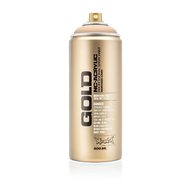 Picture of Montana Gold 400ml Spary Paint Cappuccino - 1420