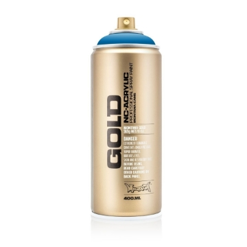 Picture of Montana Gold 400ml Spray Paint Blue Magic - 5060