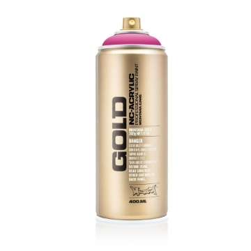 Picture of Montana Gold 400ml Spray Paint Pink Pink - 3130