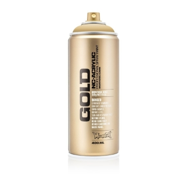 Picture of Montana Gold 400ml Spray Paint Sahara Beige - 8020