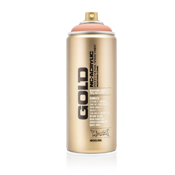 Picture of Montana Gold 400ml Spray Paint Salmon - 8070