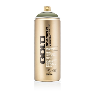 Picture of Montana Gold Classic 400ml Spray Paint Manila Green - CL6410
