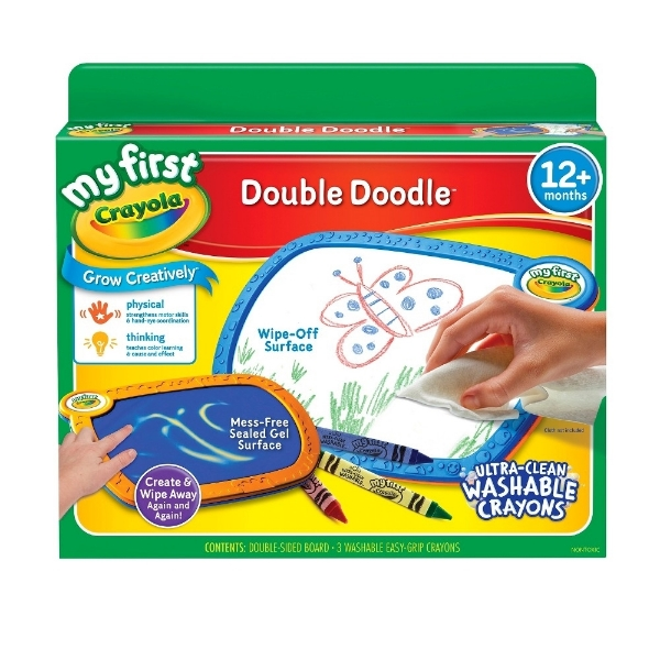Picture of Crayola Double Doodle Kit