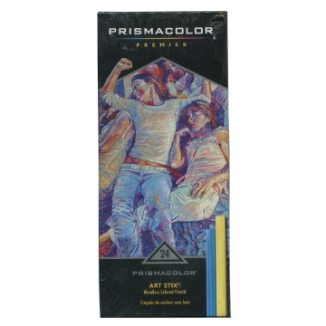 Picture of Prismacolor Premier Art Stix Woodless Colored Pencils Set of 24