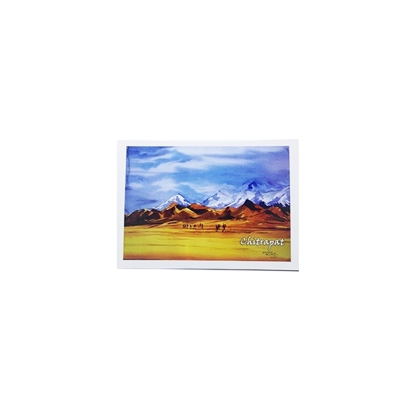 Picture of Chitrapat Glued Sketchbook A3 270gsm Block Rough 25 Sheets (Including Shipping Charges)