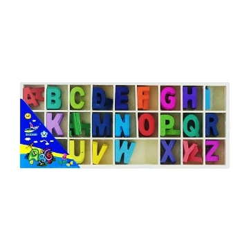 HTC Wooden Alphabet ABCD