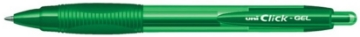 Picture of Uniball Click Gel Pen Green