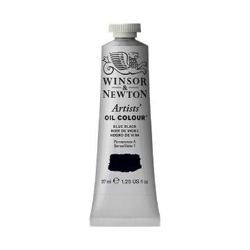 Picture of Winsor & Newton  Artist Oil Colour SR-1 Blue Black 37ml (034)