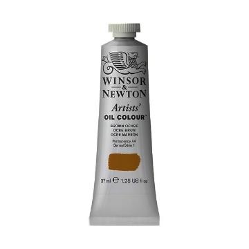 Picture of Winsor & Newton  Artist Oil Colour SR-1 Brown Ochre 37ml(059)