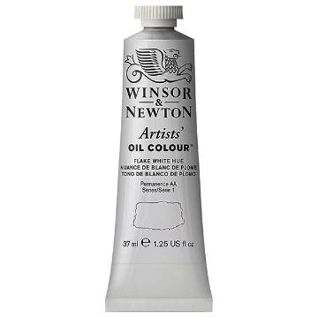 Picture of Winsor & Newton  Artist Oil Colour SR-1 Flake White Hue 37ml(242)